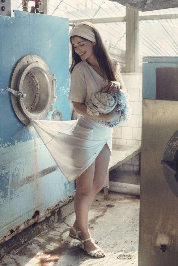Женщины в фотографиях Давида Дубницкого