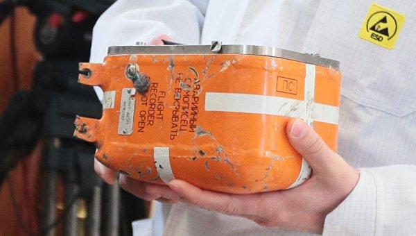 Британцы приссали:Власти Британии отказались участвовать в расшифровке самописца Су-24
