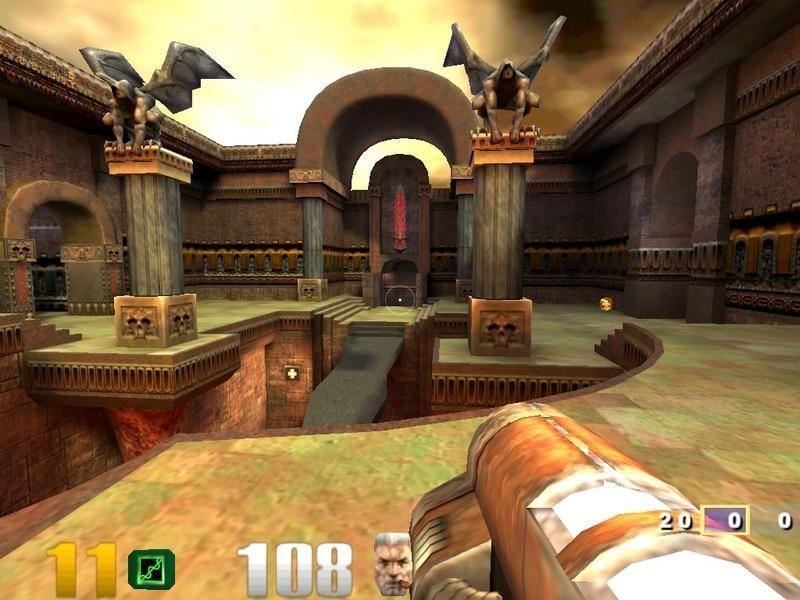 Quake 3 arena скачать игру бесплатно