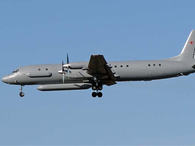 Российский Следственный комитет возбудил уголовное дело по факту крушения Ил-20 в Сирии