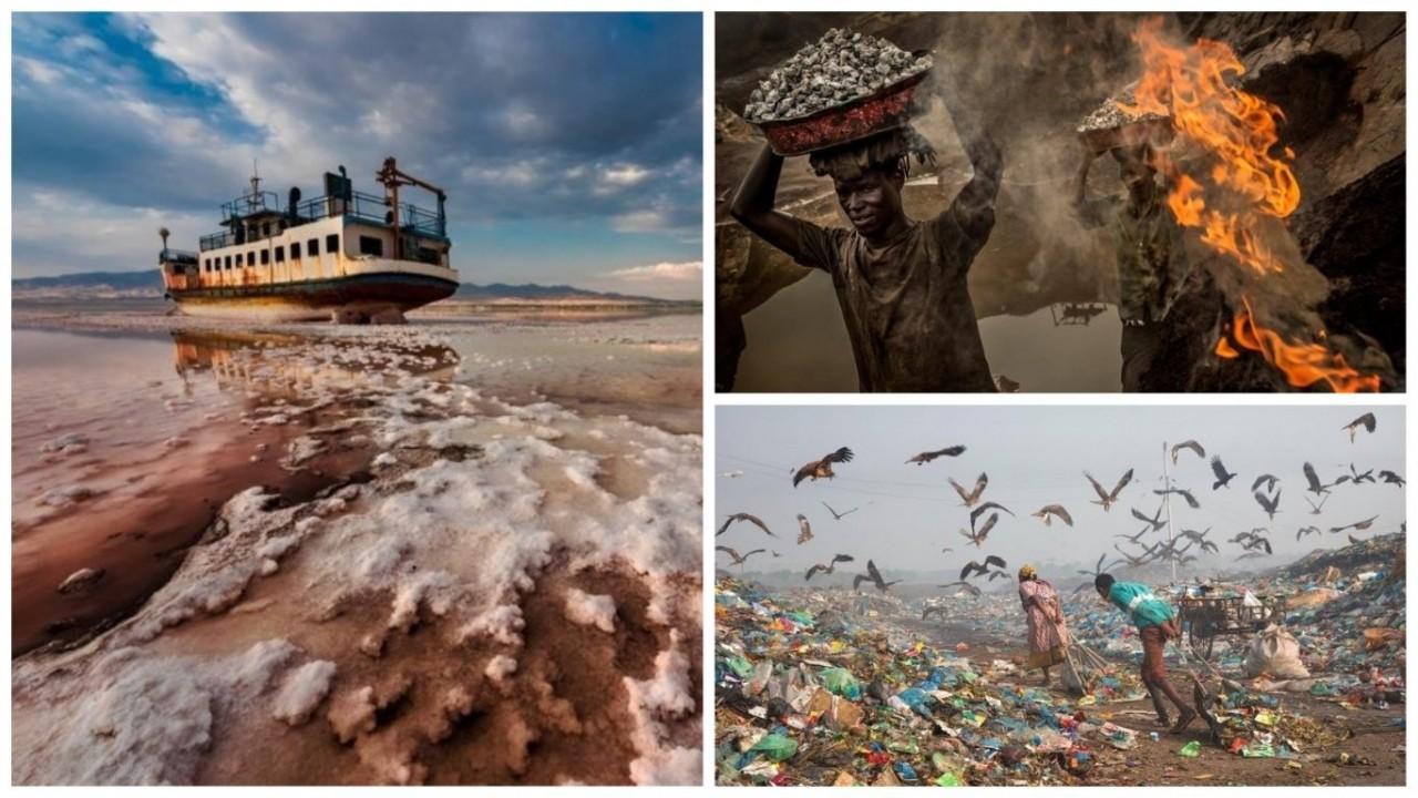 Эта хрупкая планета: победители конкурса экологической фотографии