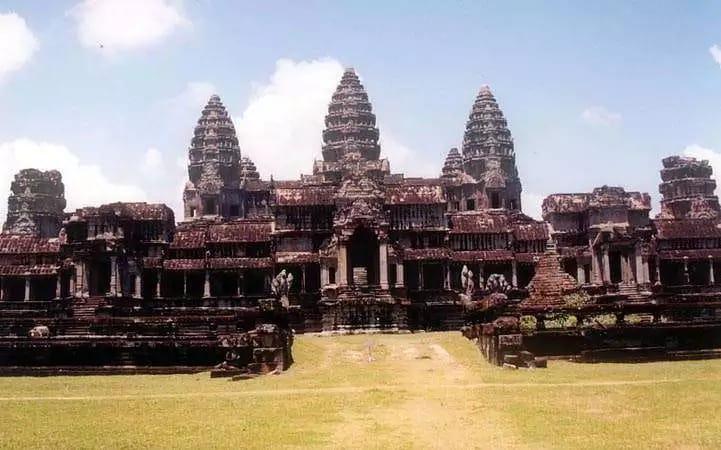 3. Индийская империя Рамы.