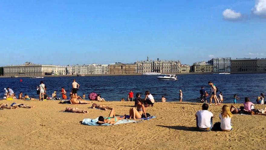 Роспотребнадзор: в Петербурге не появилось пригодных для купания мест
