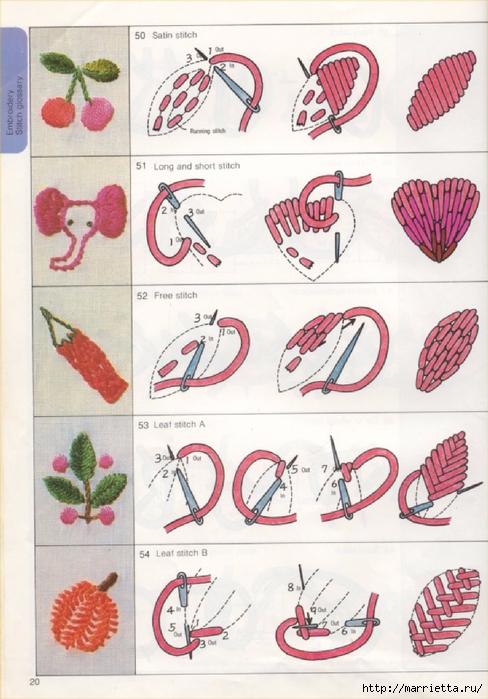 Виды швов ручной вышивки (11) (488x700, 266Kb)