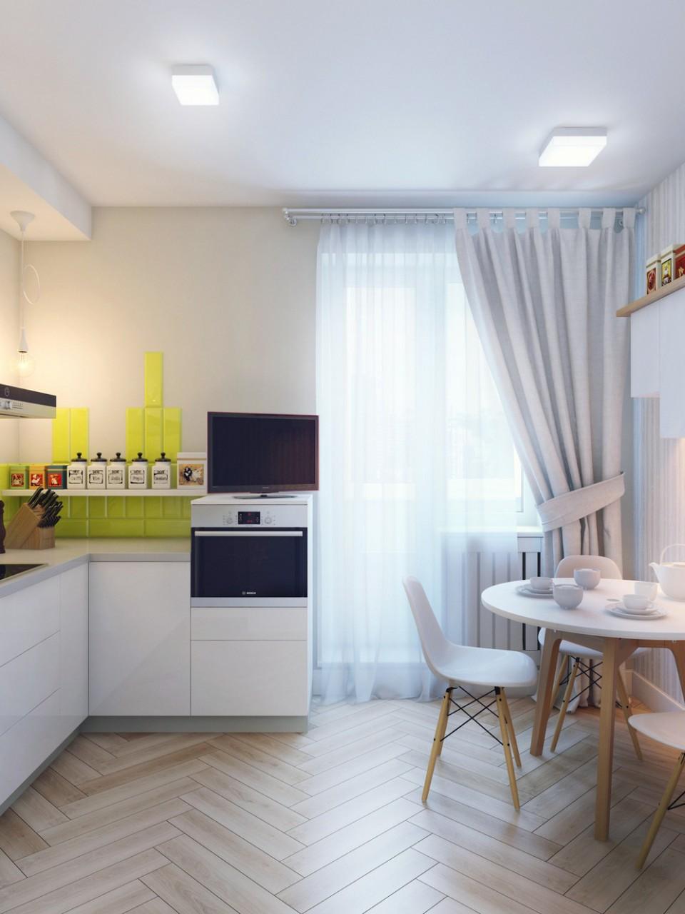 Фотография: кухня и столовая в стиле... / интерьер / интерье.