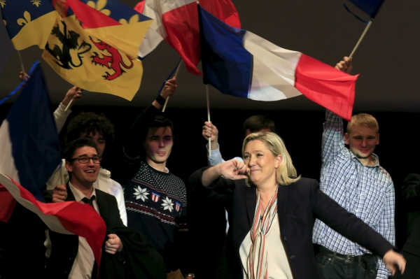 Режим оголтелой толерантности во Франции пошатнулся с победой Марин Ле Пен на региональных выборах