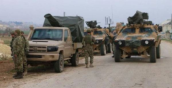 Турецкая армия готовит новую операцию в Сирии