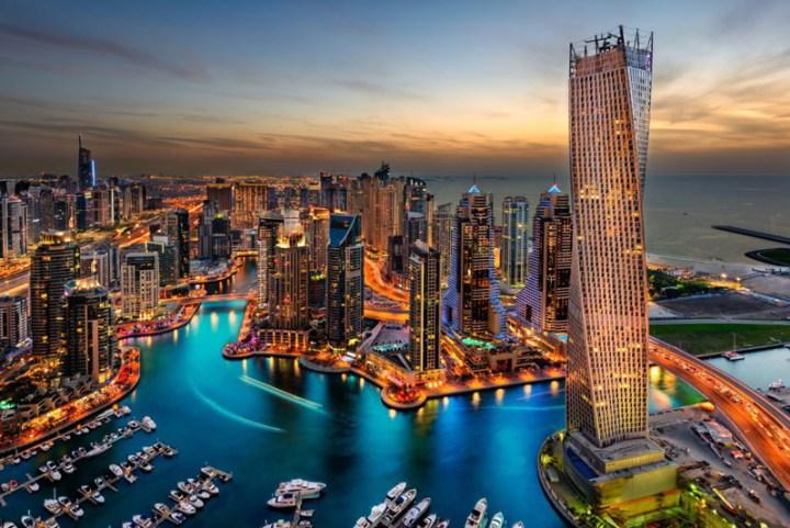 Дубай — самый роскошный и эксцентричный город на свете