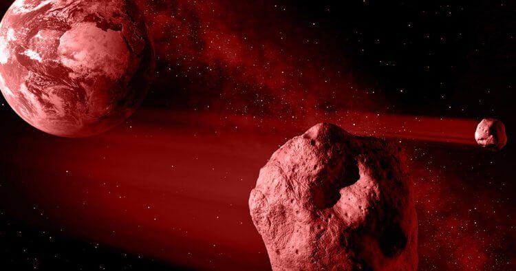 Рейтинг опасных астероидов по версии Европейского космического агентства