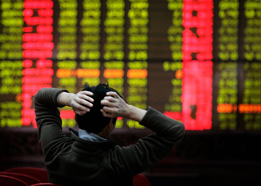 Азиатские биржи рухнули вслед за американскими...Пришла пора фиксировать прибыль?