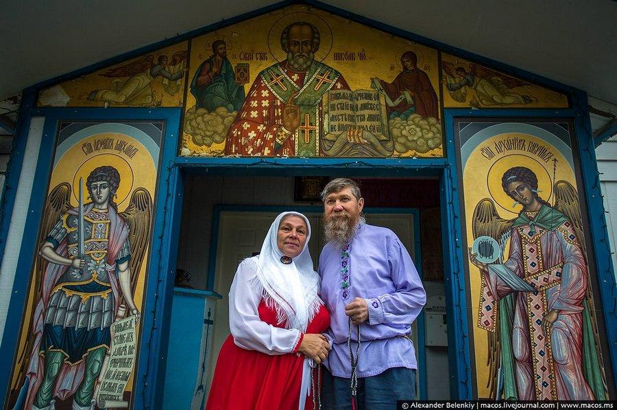 Наша Аляска. Русские староверы на краю Земли
