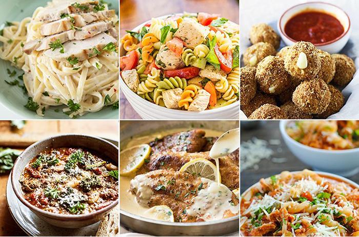 Как быстро и вкусно приготовить курицу по-итальянски: 5 простых и быстрых рецептов