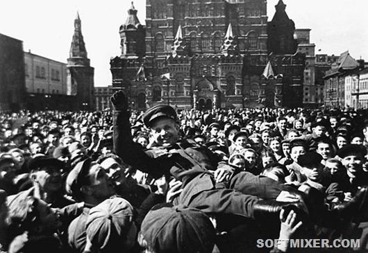 Тот самый День Победы: 9 мая 1945 года (фотогалерея)
