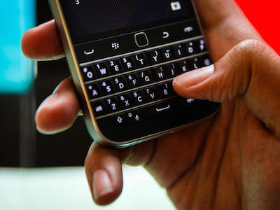 BlackBerry has no fix for devices vulnerable to FREAK security flaw