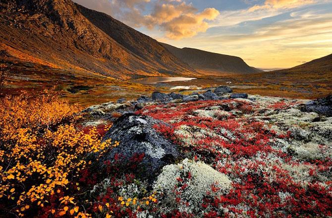 Такая разная Россия: 15 фотографий небывалых красот страны