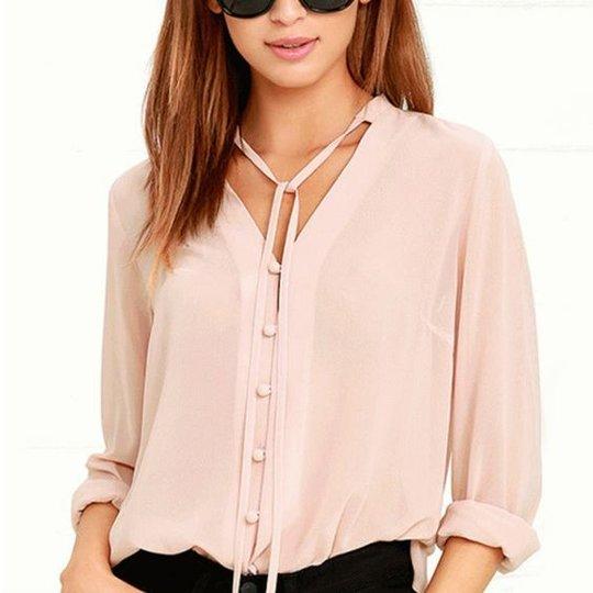 Шикарные блузки для лета. 8 очаровательных образов