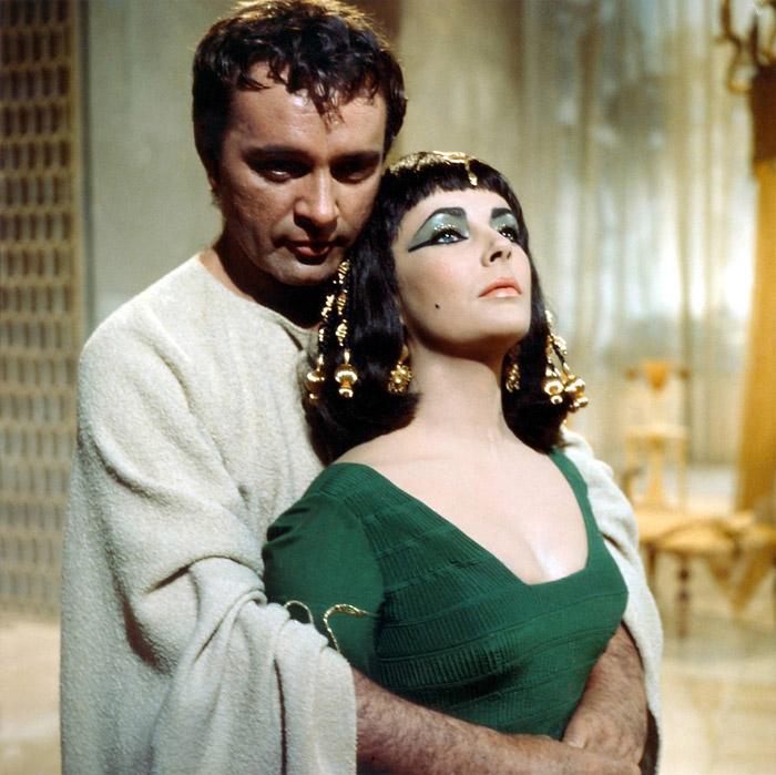 Элизабет Тейлор (Elizabeth Taylor) на съемках фильма «Клеопатра» (Cleopatra) (1963), фото 15