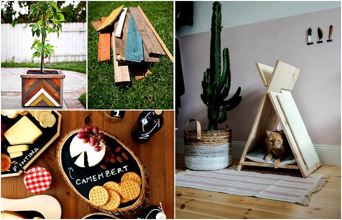18 необычных и действительно полезных предметов для дома, которые можно легко смастерить своими руками