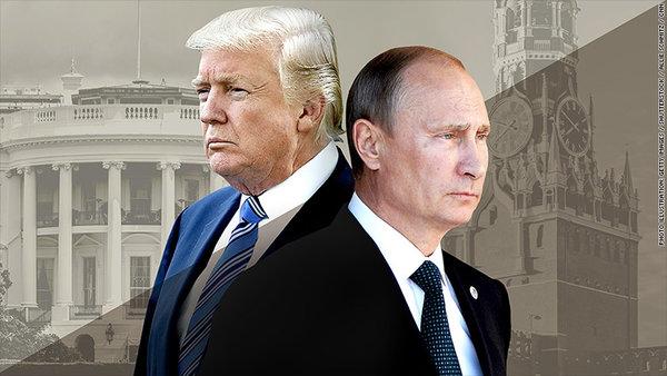 Трамп назвал Путина конкурентом