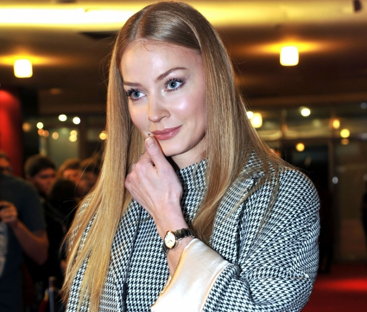 Светлана Ходченкова отреклась от отца
