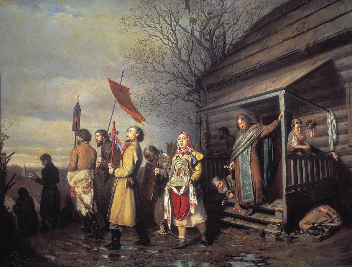 23 картины о том, какой была жизнь в царской России на самом деле