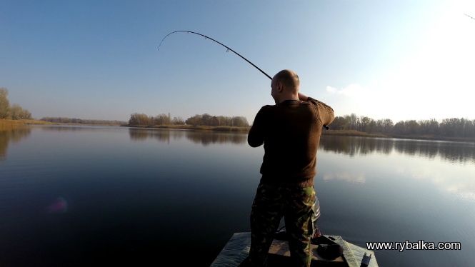 Ловля на днепре в белоруссии