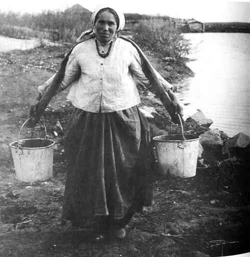 Русская сельская девка фото 324-982