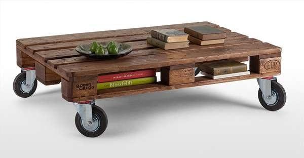 Необычные идеи для дачи: садовый столик