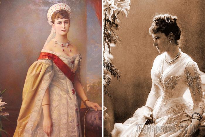 Елизавета Александра Луиза Алиса, дочь герцога Людвига IV Гессен-Дармштадского./Фото: i.pinimg.com