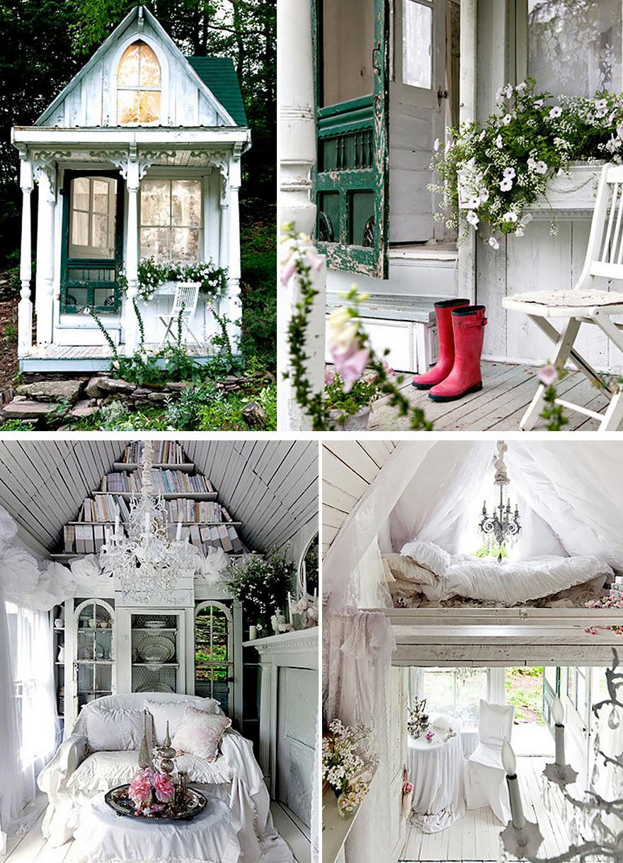 5. Коттедж Tiny Victorian. Катскилл, Нью-Йорк вместительность, дом, размер