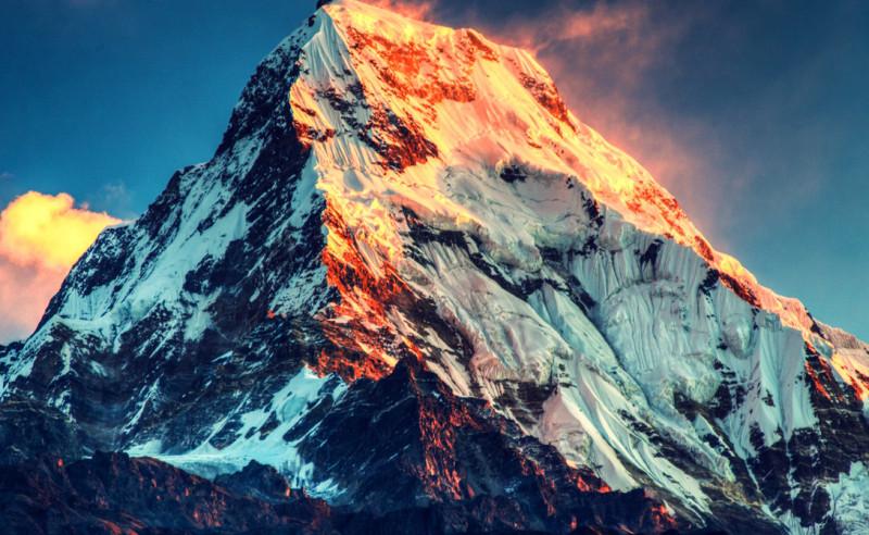 Поразительные покорения Эвереста