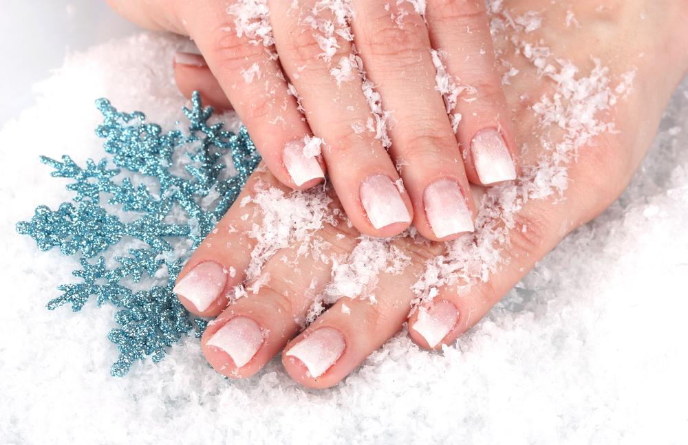 Защита рук от холода своими руками