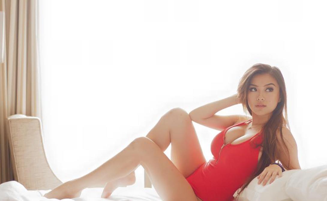 Вики Ли: модельная красотка из инстаграм