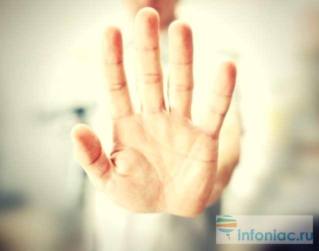 Каждый палец руки связан с 2 органами: исцели себя сам