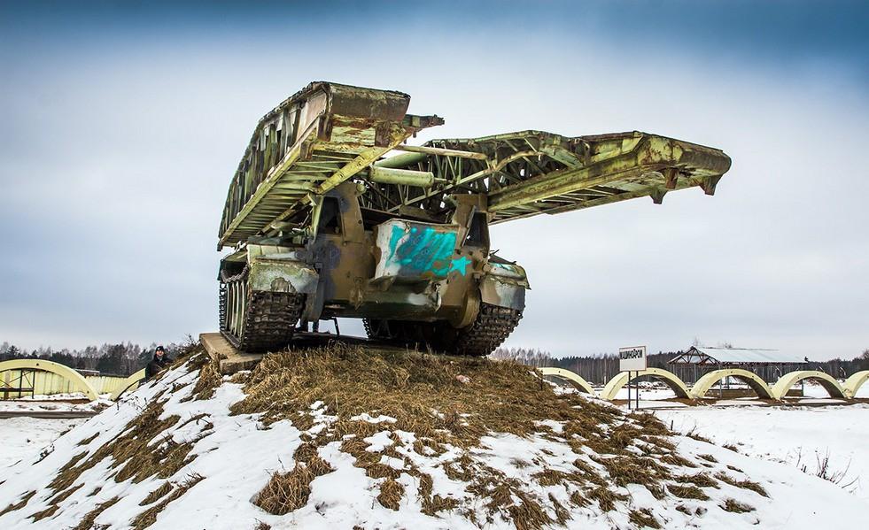 Заброшенные военные объекты вокруг Москвы