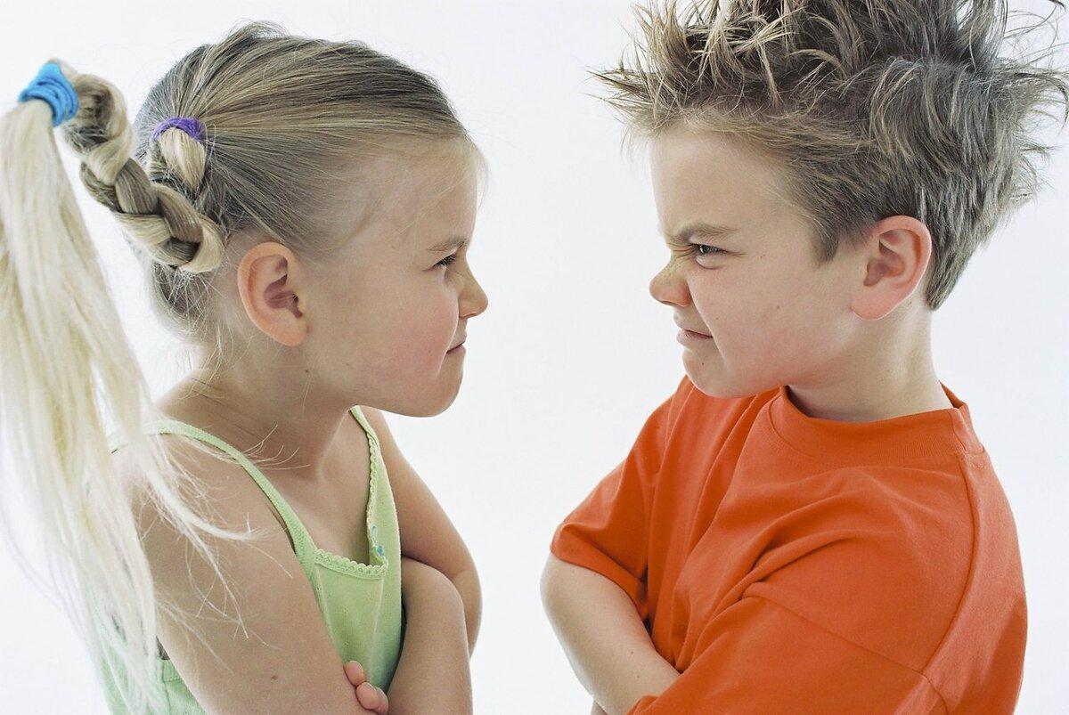 Дети ссорятся - виноват воспитатель!