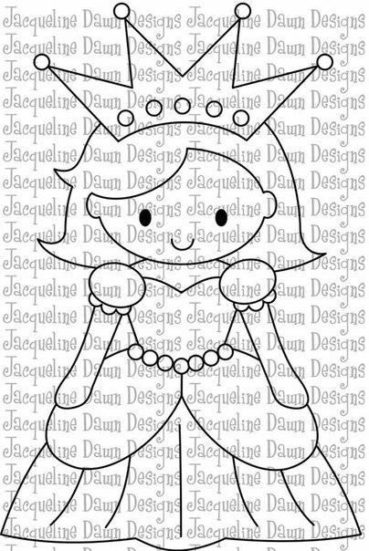 Принцесса своими руками выкройки