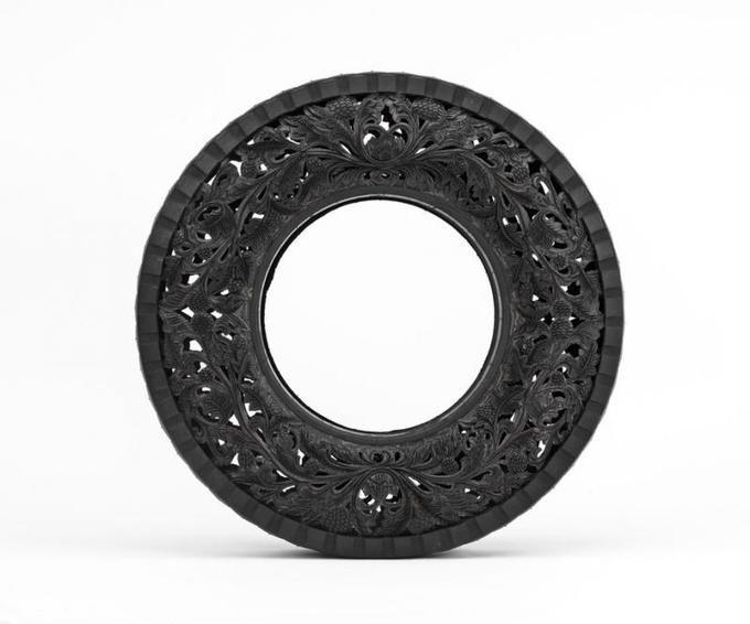 Узорные шины (22 фотографии), photo:2