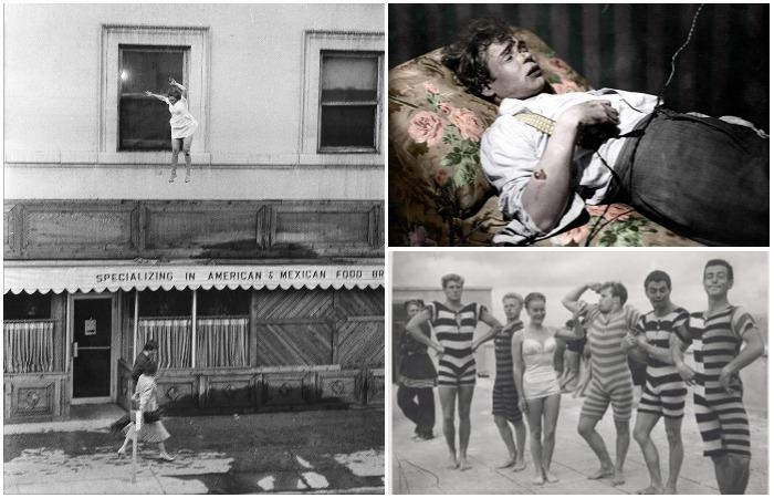 20 документальных фотографий, которые позволят взглянуть на прошлое в необычном ракурсе