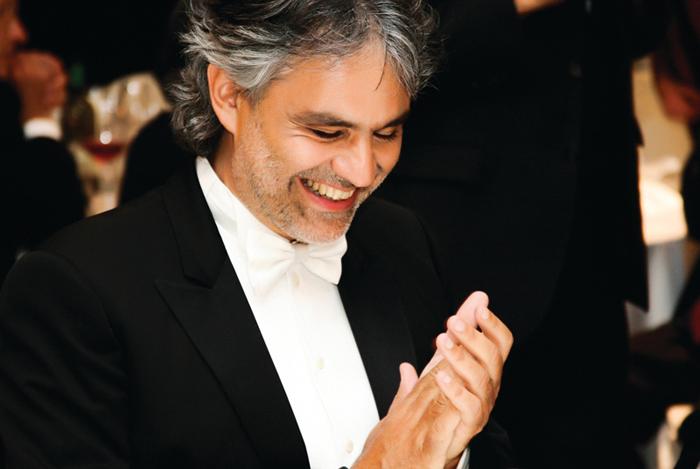 ������ ������� (Andrea Bocelli).