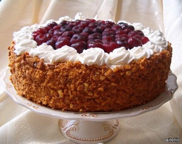 торт деревенский с фото