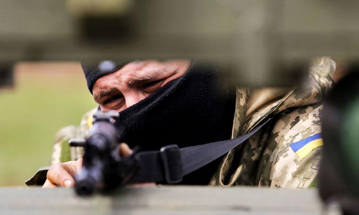 Украинскую армию закатают в бетон