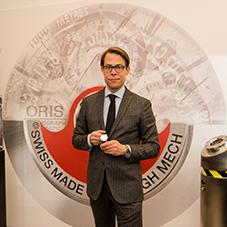 Часовая компания Oris открыла первый бутик в России