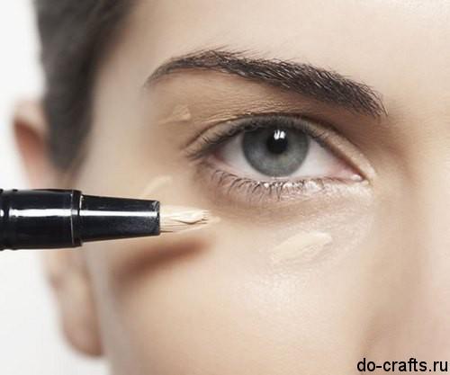 Как делать макияж глаз2
