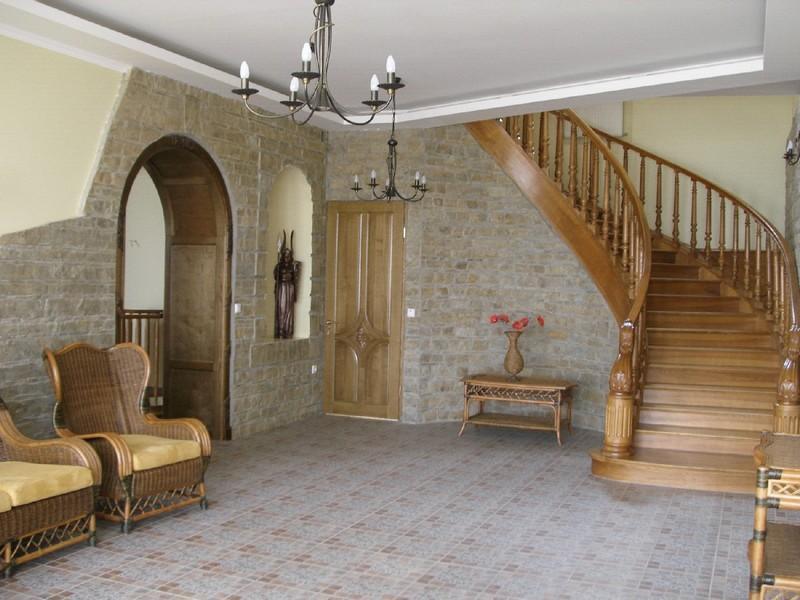 Дизайн проект холла в доме