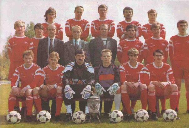 Спартак (Москва) образца 1992 года.
