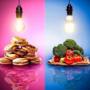 Сыроедение, вегетарианство, раздельное питание – что лучше?