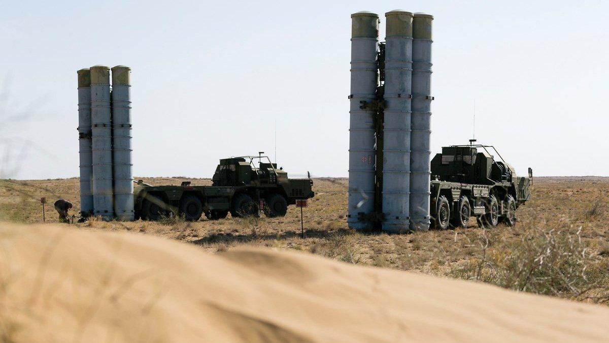 Военный эксперт рассказал, когда С-300 заступят на боевое дежурство в Сирии