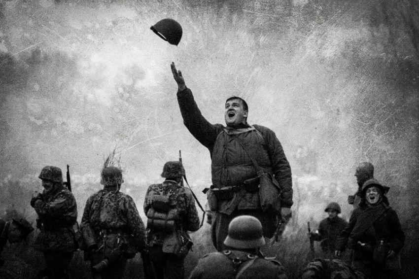 Киев, история, жизнь, солдаты, война, реконструкция, Украина