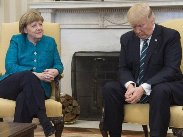 Меркель отказала Трампу: США…